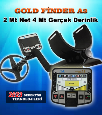 Define Dedektörü Gold Finder A3